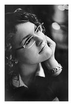 Portrait im Café I