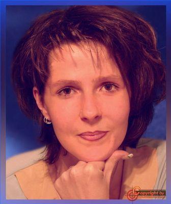 Portrait im Wohnzimmer