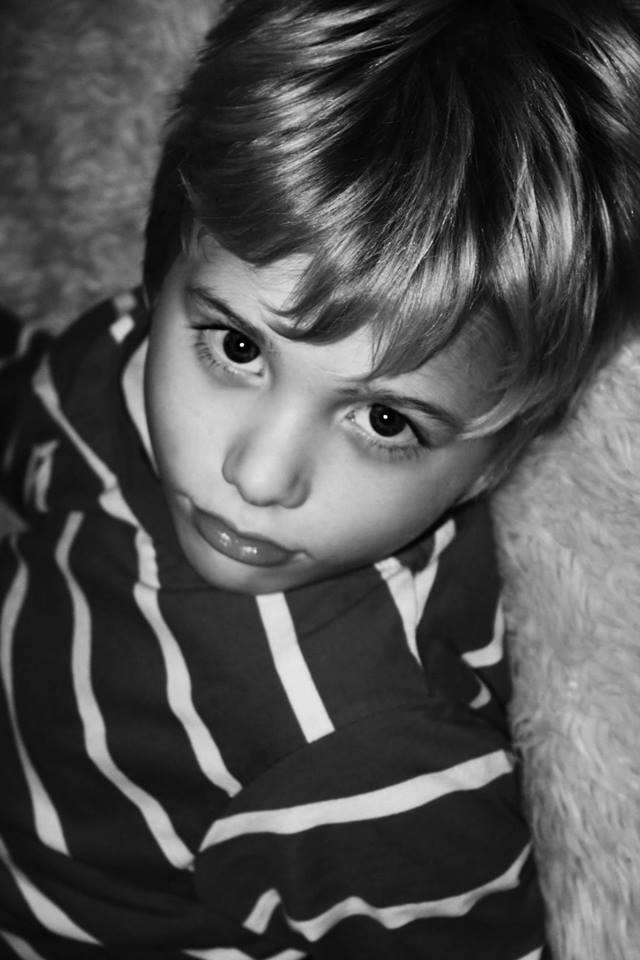 Portrait Junge