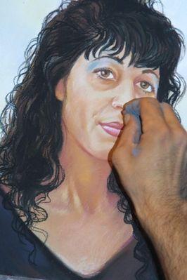 portrait making