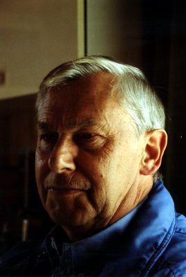 Portrait meines Großvaters