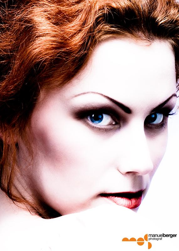 Portrait Model: Corinna, Styling: Jana O.