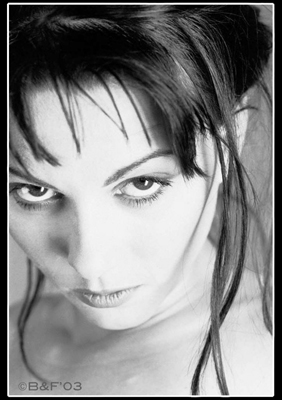 Portrait Model Gabrielle