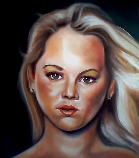 Portrait of Jennifer Allison