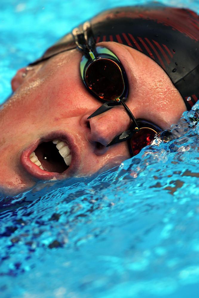 Portrait Schwimmer