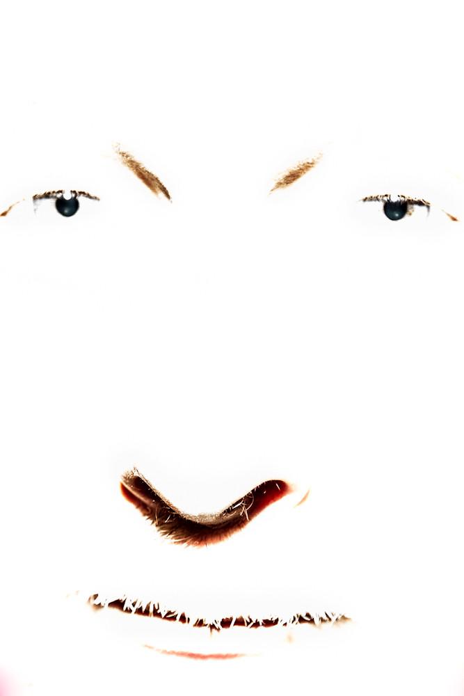 Portrait Versuch #4582 - Fehlschlag