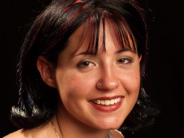 Portrait von Claudia