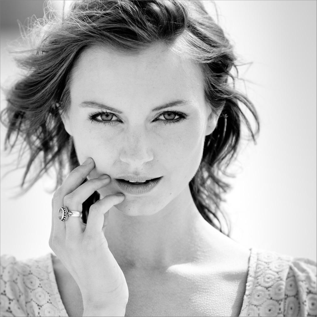 Portrait von Corinna