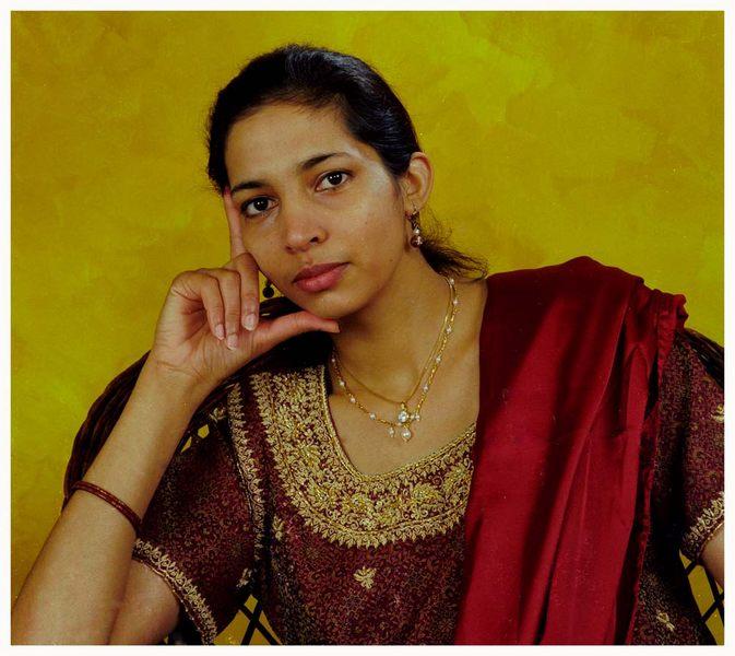 Portrait von Jasvir