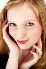 Portrait von Model Mièla
