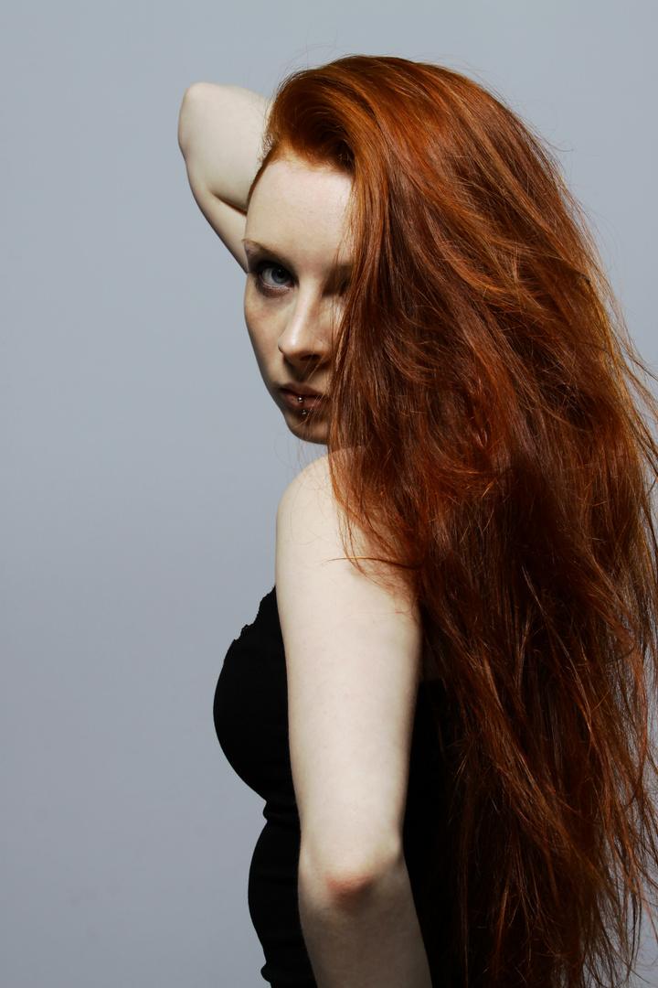 Portrait Zwei von Domino Diamond