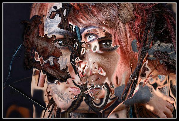 Portrait::Experiment 1/3