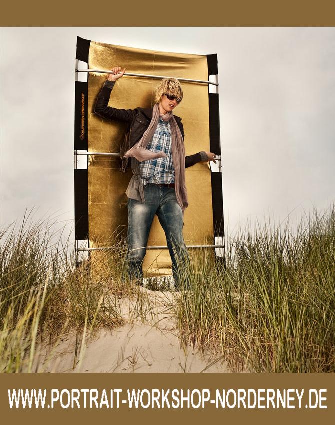 Portraitshooting auf der schönen Insel Norderney !!! Achtung Workshop 9-11.Juli