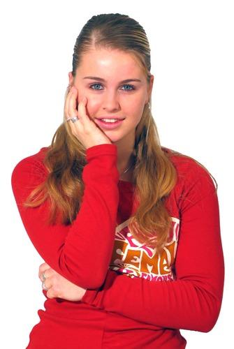 Portret farbe Yvette