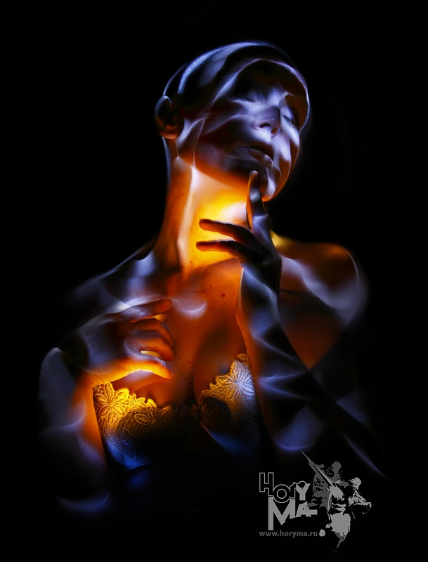 Portret of light (LightGraphic 2009)