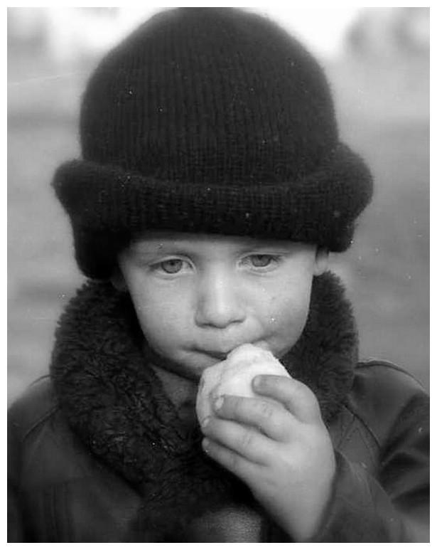 portriit d enfant