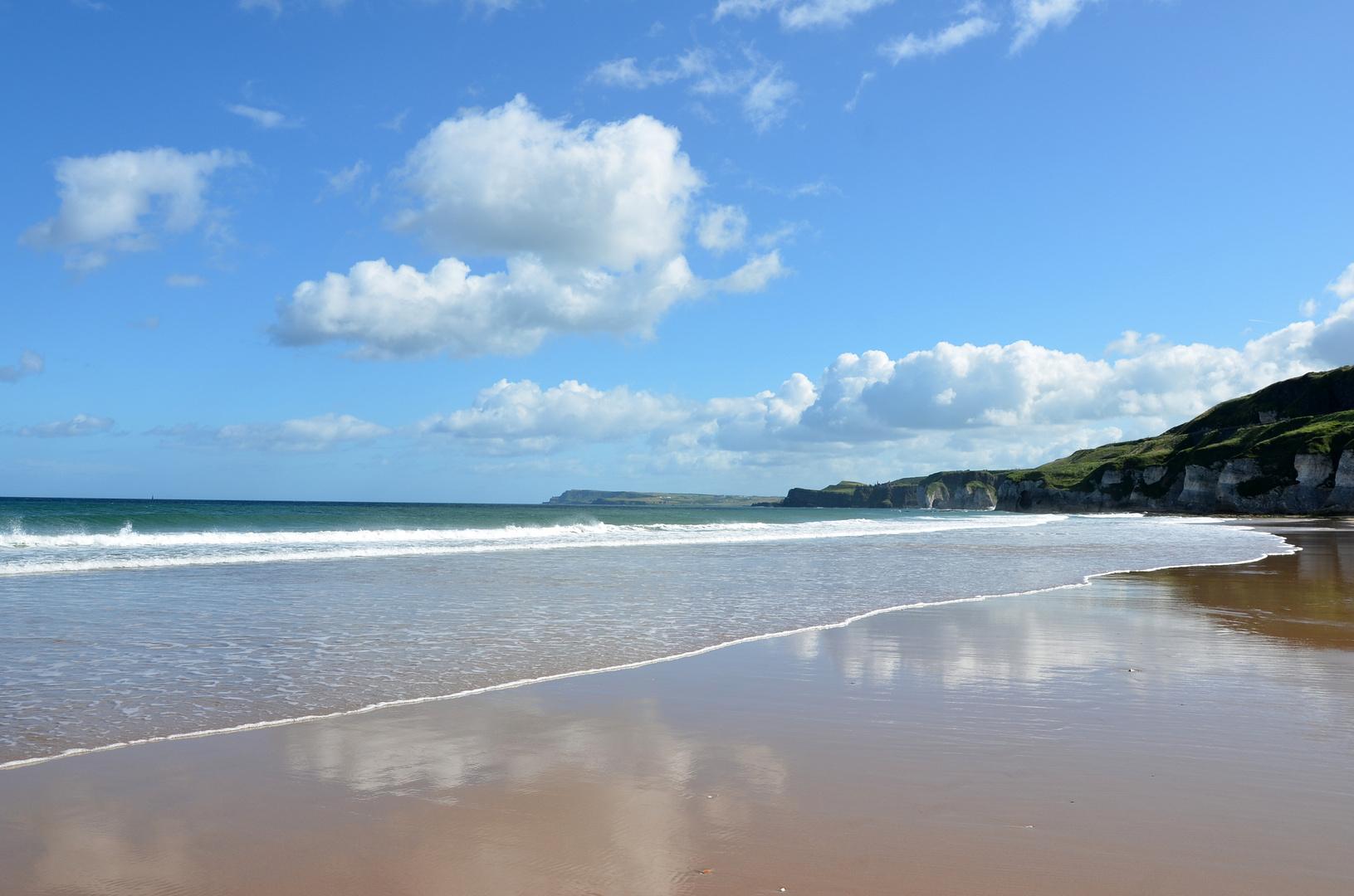 Portrush Whiterocks Beach - Antrim - Northern Ireland
