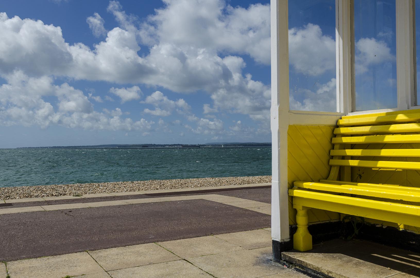 Portsmouth, Uferpromenade
