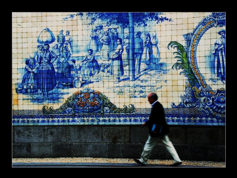 Portugal #5: Viseu-Azulejos