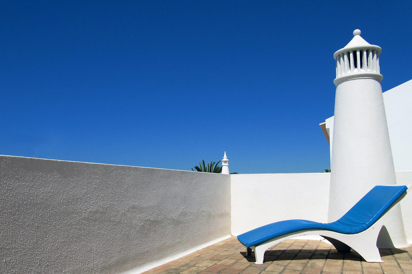 Portugal- Farben und Formen- idealler Ort zum Entspannen