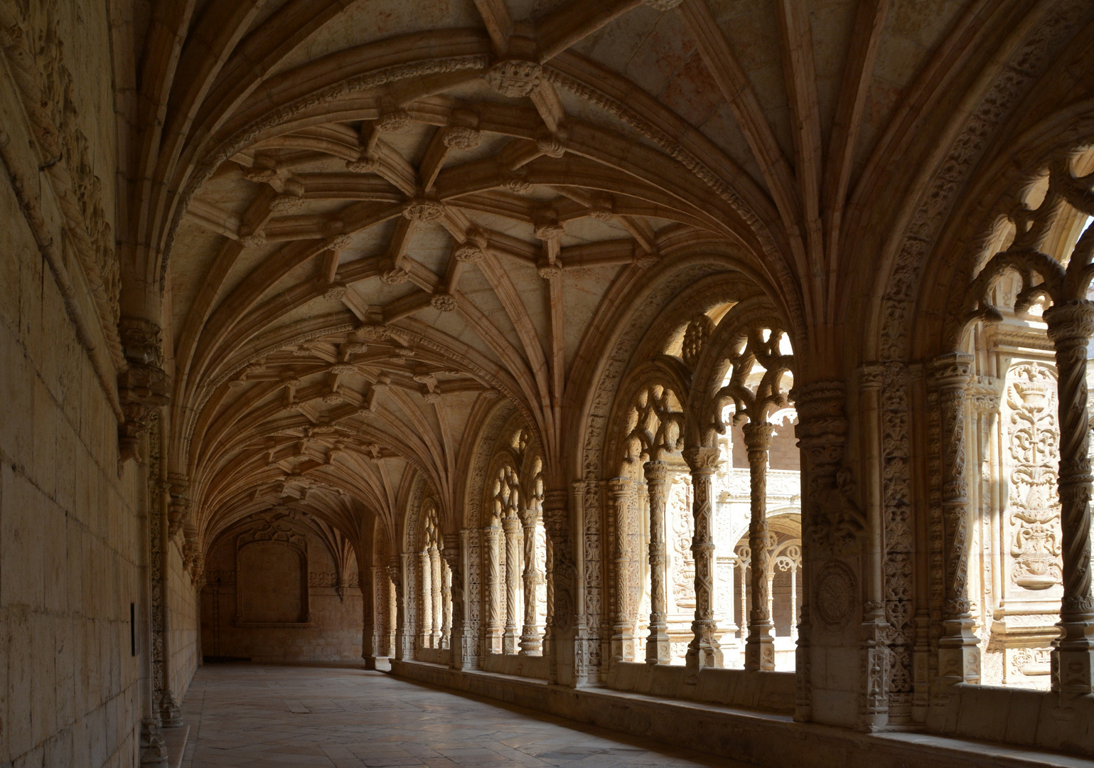 Portugal (Hieronymus - Kloster-2)