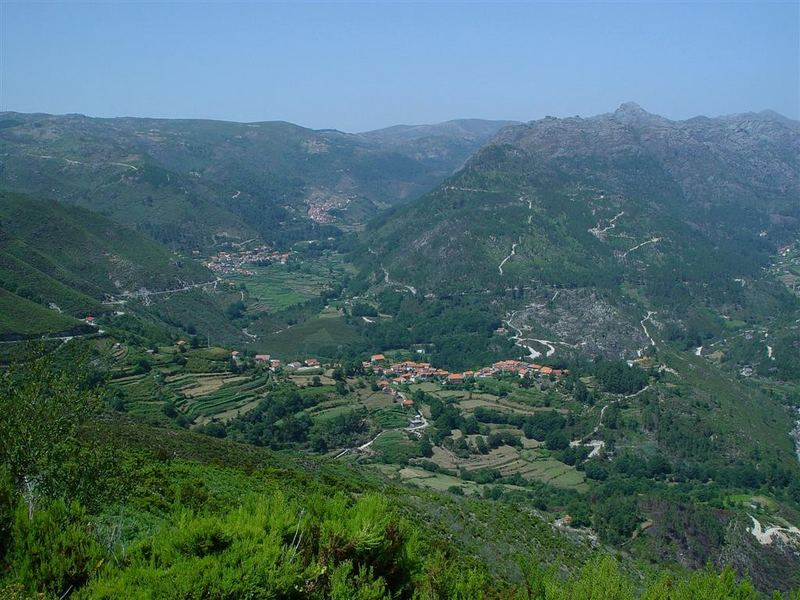 Portugal, wilder Norden
