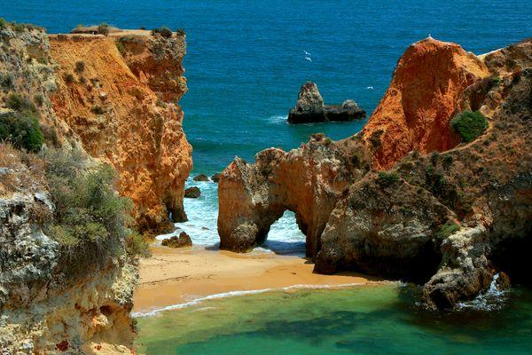 Portugals Küste 01