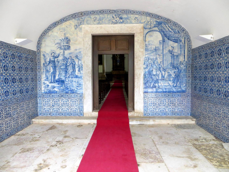 Portugiesische Kirchenkunst ...