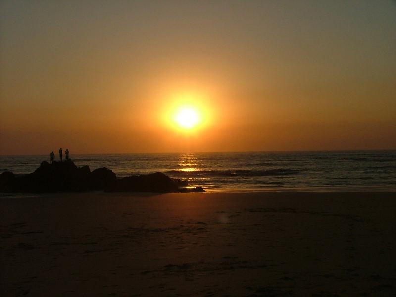 portugiesische Westküste