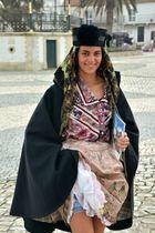 Portugisische Tracht