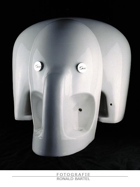 Porzellan-Elefant