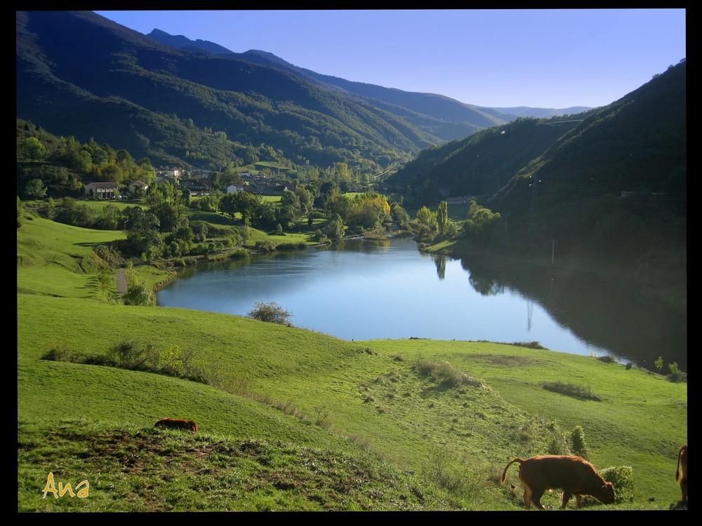 Posada de Valdeón (Picos de Europa)