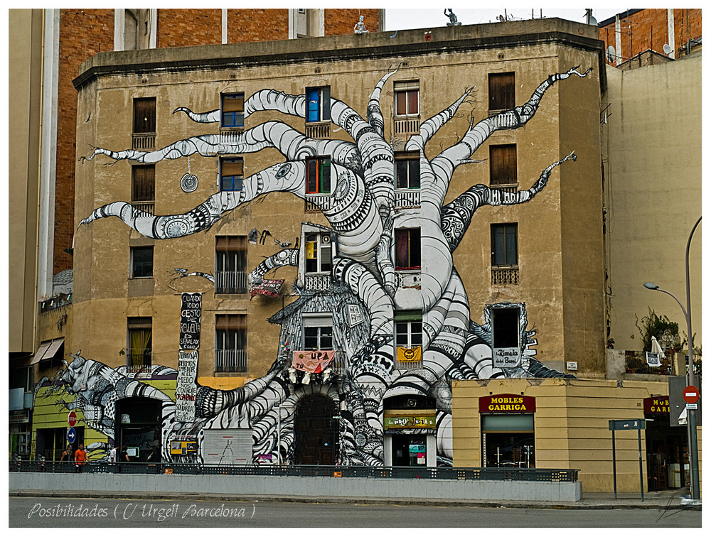 Posibilidades ( C/ Urgell Barcelona )