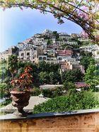 Positano an der Amalfiküste (/Italien)