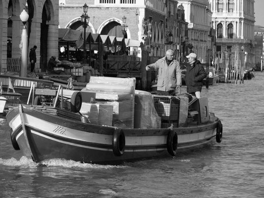 Post in Venedig