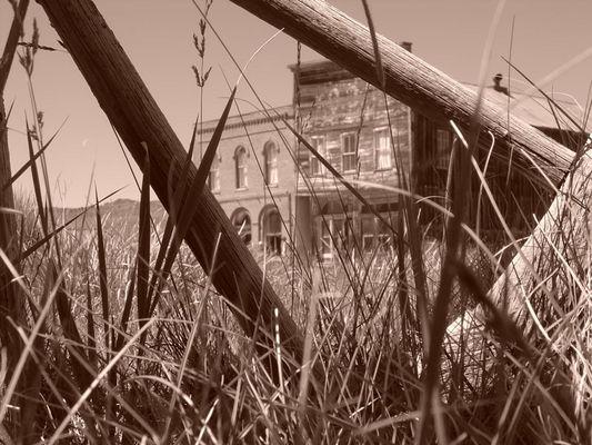 Post Office der Bodie Ghost Town