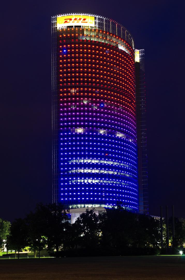 Post Tower - Bonn