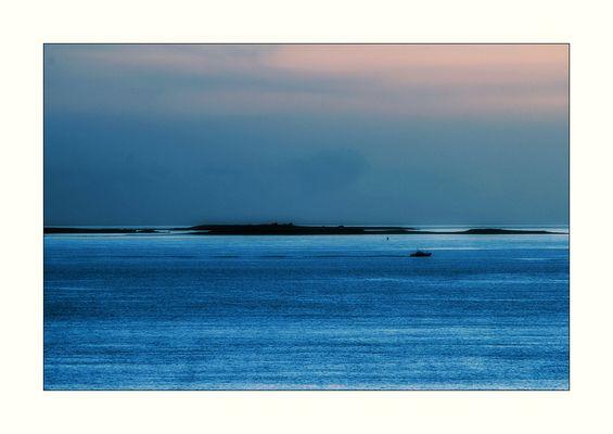 Postboot zur Île d'Ouessant... Für Monue!