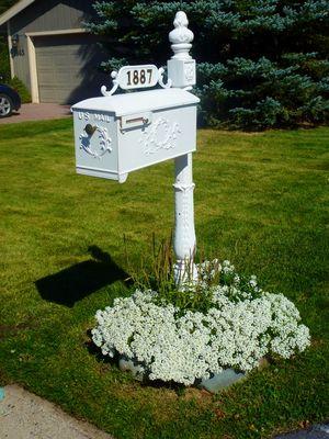 Postbox am Lake Tahoo