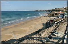 Postcard from Areia Branca.