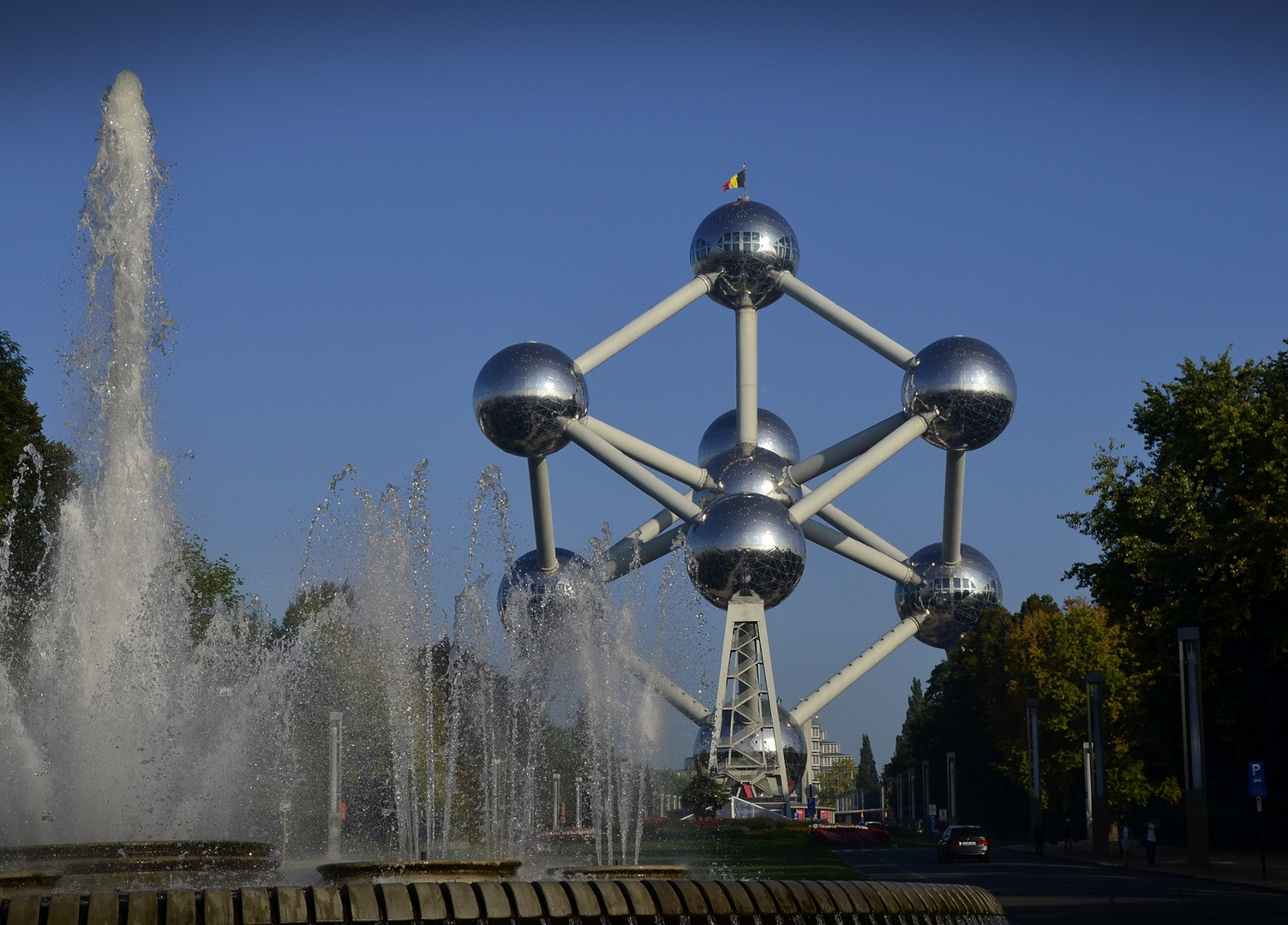 Postcard from Brussels