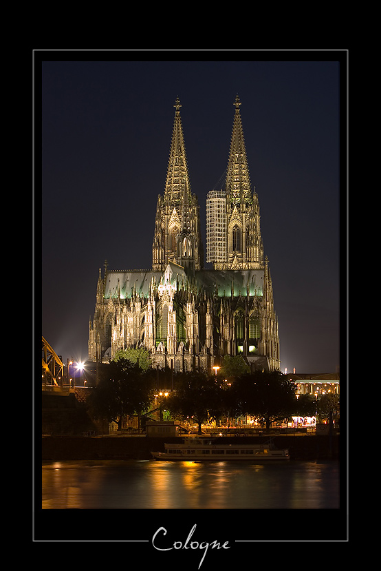 Postcard from Cologne