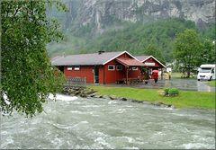 Postcard from Geiranger