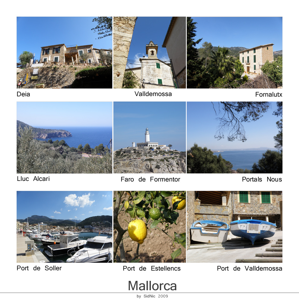 PostCard from Mallorca