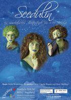 Posterplakat von dem Theaterstück Seedulin