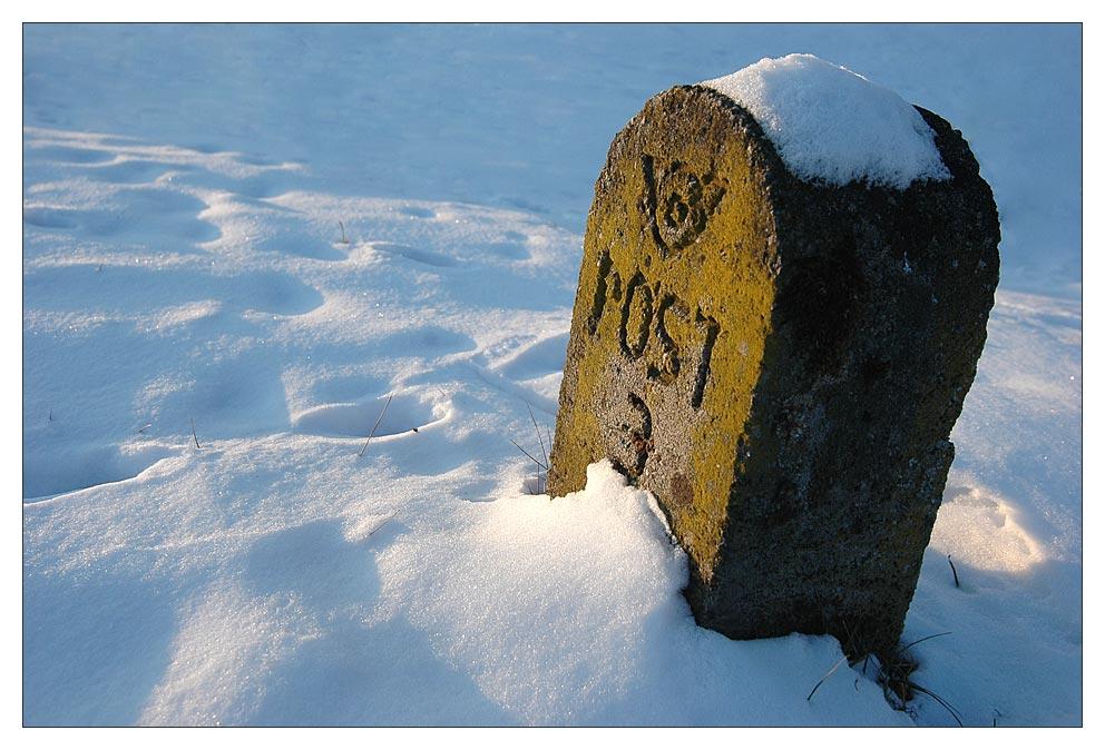"""Postfach """"Schnee"""""""