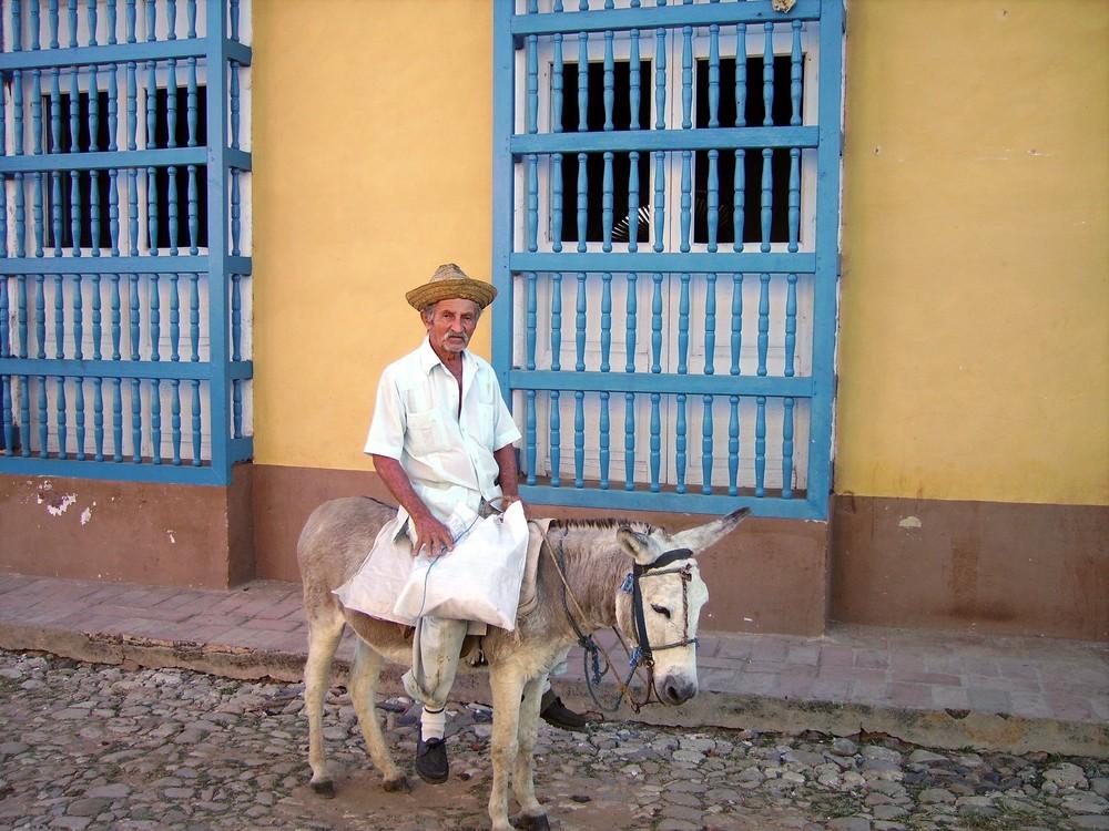 Postier Cubain
