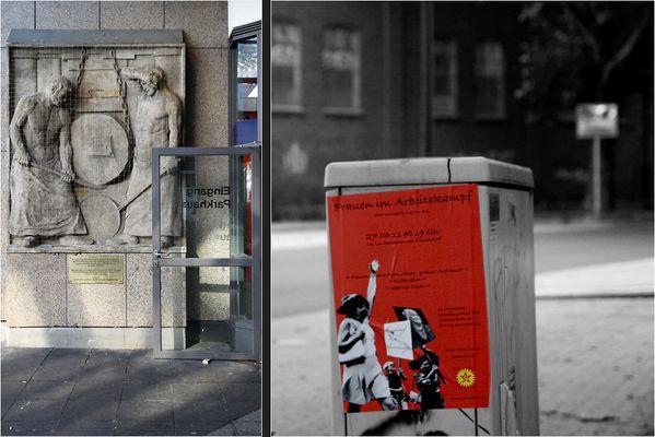 Postindustrielles Umfeld