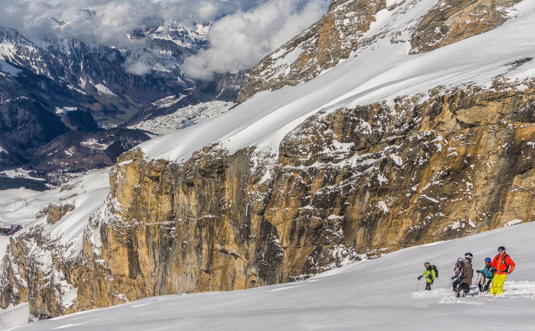 Postkarte aus der Zentralschweiz