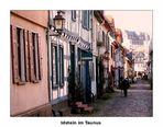 Postkarte aus Idstein im Taunus